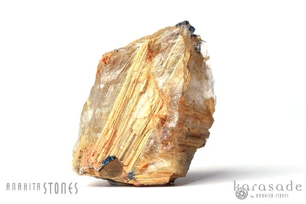 ルチルクォーツ原石(ブラジル産)_d0303974_1236161.jpg