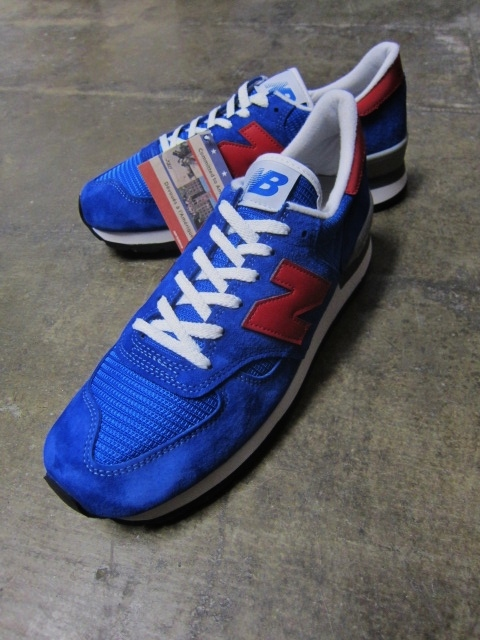 M 1300 (MADE IN USA) ・・・ US Limited カラー入荷です🎶  &.. M990 再入荷!_d0152280_2133488.jpg
