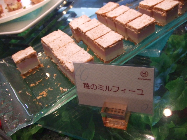 横浜ベイシェラトンホテル&タワーズ ベイ・ビュー _f0076001_003259.jpg