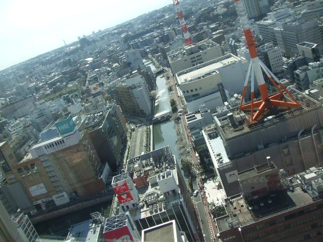 横浜ベイシェラトンホテル&タワーズ ベイ・ビュー _f0076001_023447.jpg