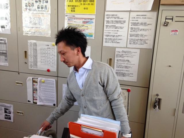 4月1日山本が送ります。TOMMYの1日!(^^)!ランクル アルファード ハマー_b0127002_1773751.jpg