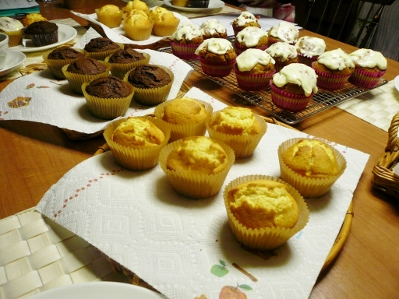 3月31日(月) Home made sweets_d0138307_1147264.jpg