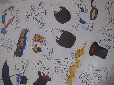 ヴェチェルニーチェクとチェコアニメ (チェコ人はこれを見て育った?)_f0206019_1057312.jpg