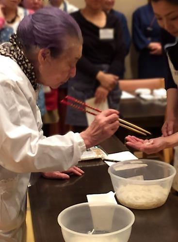 佐藤初女先生のお料理講習会_e0243332_1458353.jpg