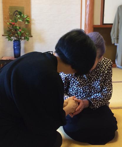 佐藤初女先生のお料理講習会_e0243332_14585947.jpg