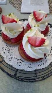 パルケ先生3月cake class『苺のタルト2014バージョン』_e0159185_23144558.jpg