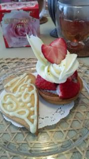 パルケ先生3月cake class『苺のタルト2014バージョン』_e0159185_23185958.jpg