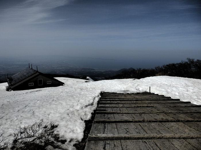 残雪の大山へ_f0219710_7172152.jpg