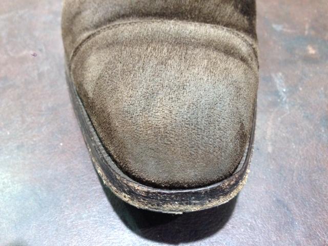 起毛皮革の汚れ_b0226322_18191438.jpg
