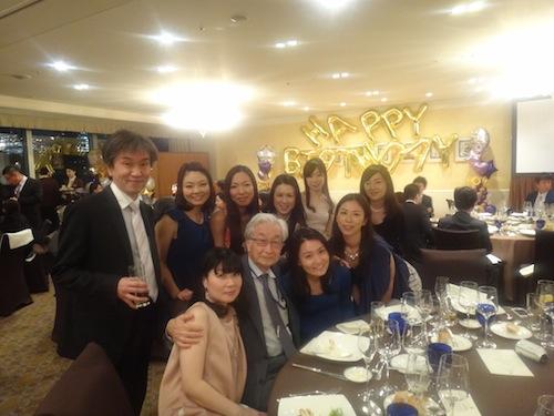 中溝名誉教授の卒寿の祝い_b0084241_22161979.jpg