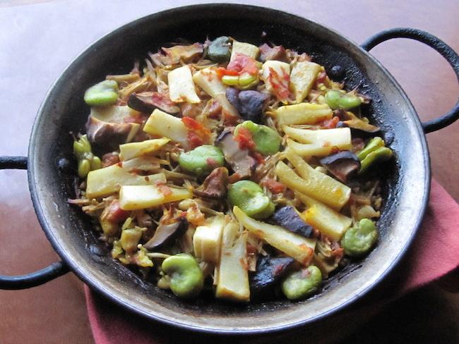 4月の料理できました「今月の、パエジャ」_d0177560_2365727.jpg