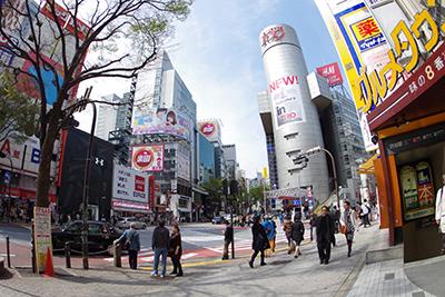 4月2日(水)の渋谷109前交差点_b0056983_1050268.jpg