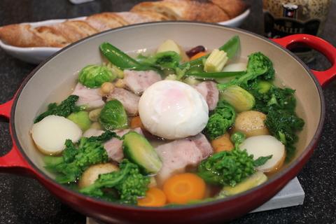 春野菜のポトフとマリネサラダ_a0223786_152146.jpg