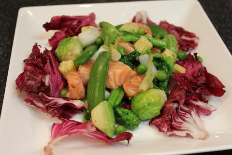 春野菜のポトフとマリネサラダ_a0223786_15225281.jpg