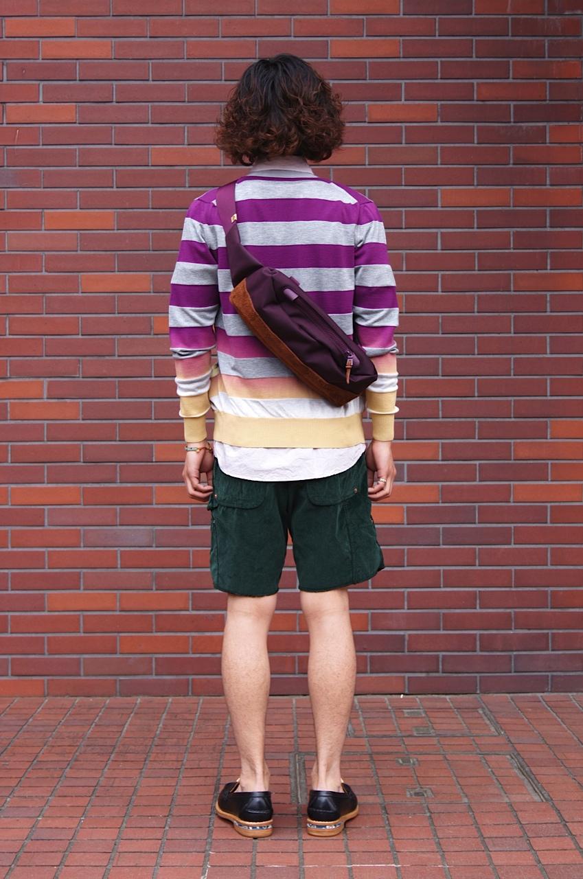kolor / BEACON - Purple & Green!!_c0079892_20521687.jpg
