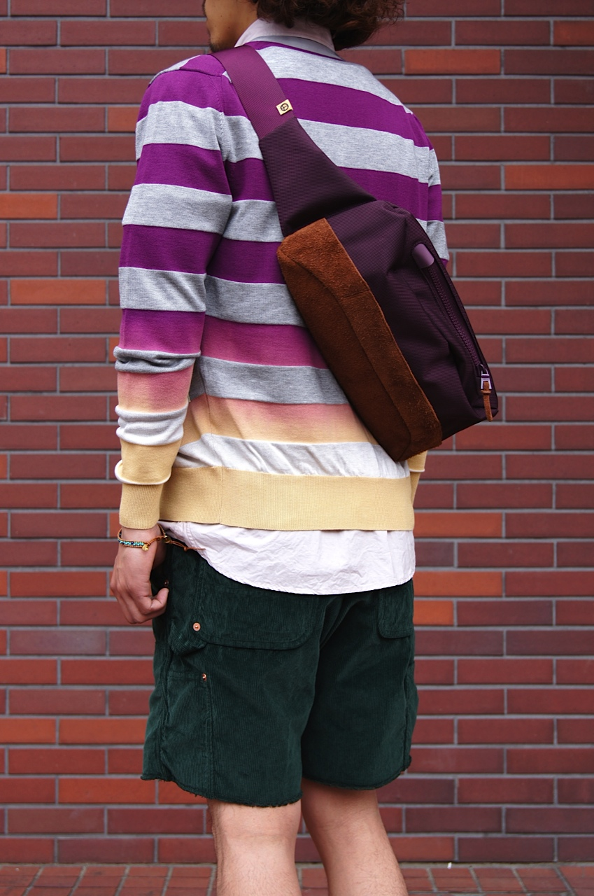 kolor / BEACON - Purple & Green!!_c0079892_2052749.jpg