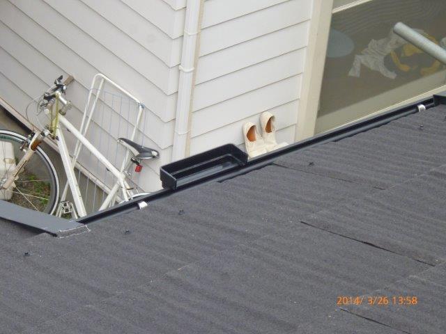 瓦の屋根を葺き替えています 2_e0207151_1335693.jpg