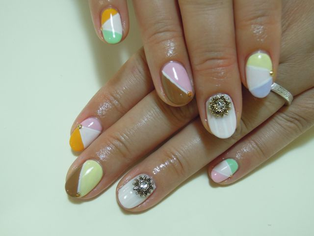 Colorful Nail_a0239065_15152241.jpg