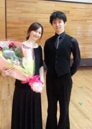 さわやかダンスパーティー_a0130266_1282577.jpg
