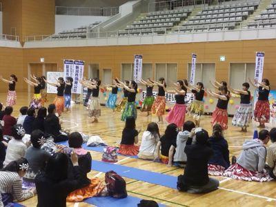 第2回フラダンス発表会IN東総合スポーツセンター_d0256587_0412454.jpg