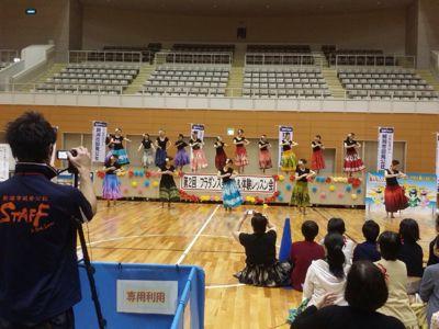 第2回フラダンス発表会IN東総合スポーツセンター_d0256587_041251.jpg