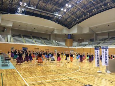 第2回フラダンス発表会IN東総合スポーツセンター_d0256587_041264.jpg