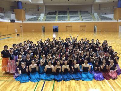 第2回フラダンス発表会IN東総合スポーツセンター_d0256587_0412713.jpg