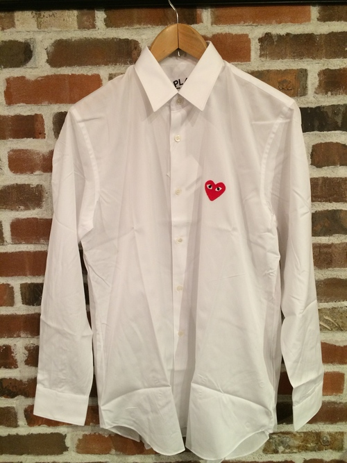 PLAY COMME des GARCONS - Loved by many people of the world!!_c0079892_20302554.jpg