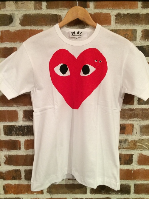 PLAY COMME des GARCONS - Loved by many people of the world!!_c0079892_20305383.jpg