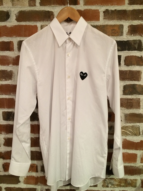 PLAY COMME des GARCONS - Loved by many people of the world!!_c0079892_2030974.jpg