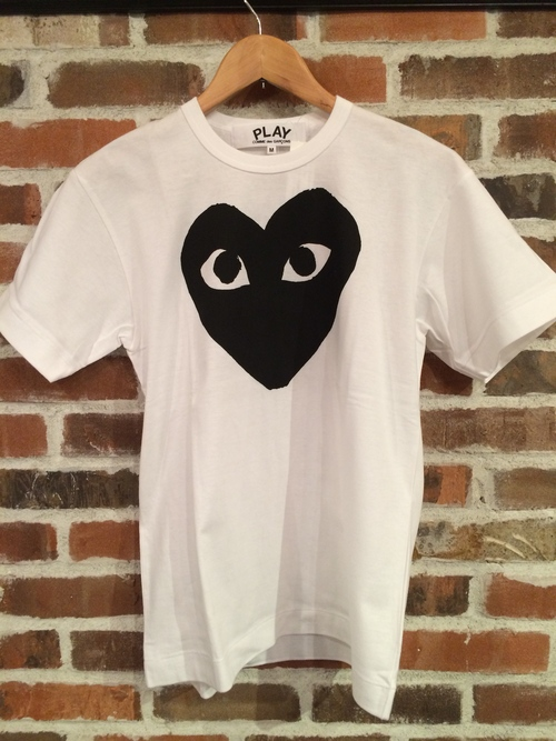 PLAY COMME des GARCONS - Loved by many people of the world!!_c0079892_20312172.jpg
