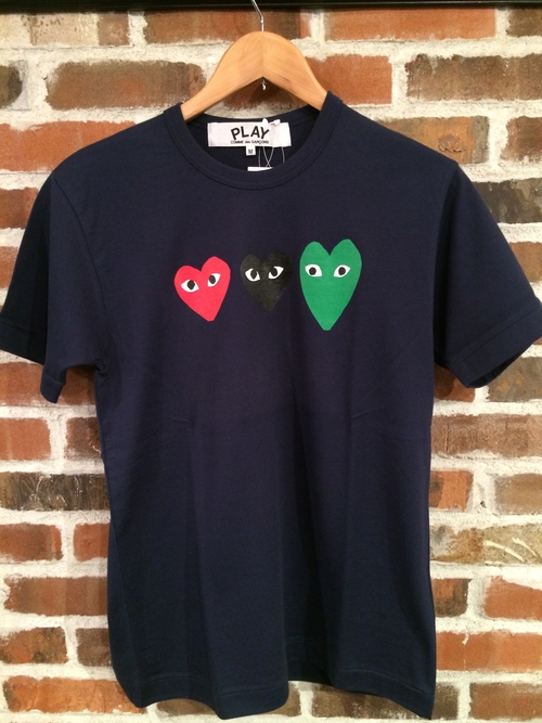 PLAY COMME des GARCONS - Loved by many people of the world!!_c0079892_20323219.jpg