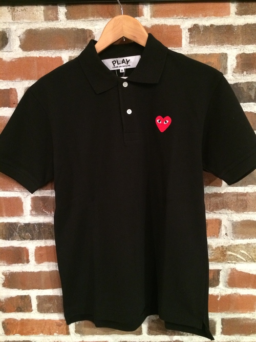 PLAY COMME des GARCONS - Loved by many people of the world!!_c0079892_20325938.jpg