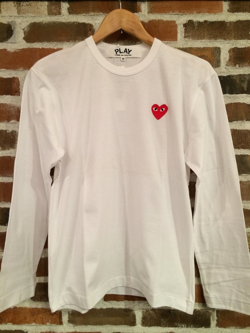 PLAY COMME des GARCONS - Loved by many people of the world!!_c0079892_20331319.jpg