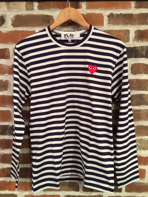 PLAY COMME des GARCONS - Loved by many people of the world!!_c0079892_2033251.jpg