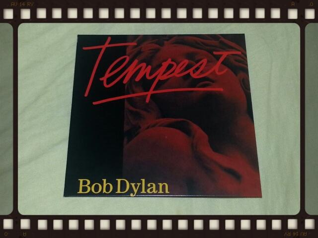 BOB DYLAN / TEMPEST_b0042308_0171533.jpg