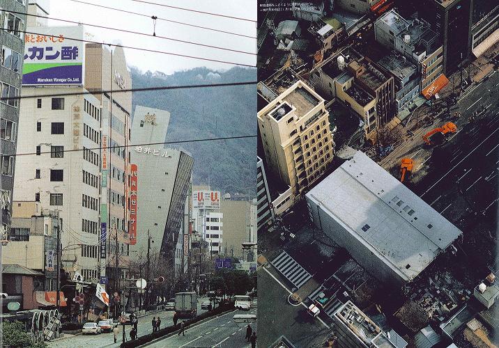 神戸の足場倒壊事故に思い出す、阪神・淡路大震災の柏井ビル倒壊。_e0158128_14214757.jpg