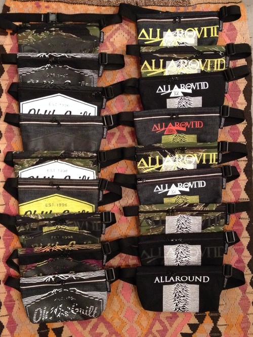 ALLAROUND x Oh!theGuilt  COLLABORATION (Fac-10 waist pouch)_f0126931_16101773.jpg