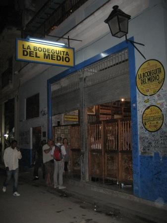 blog;4/4(金)キューバの街角へ「ノーチェ・デル・メディオ」at ボデギータ東京!_a0103940_17015812.jpg