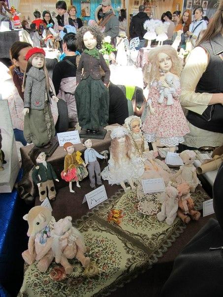 『Moscow Fair 2014』_d0079147_16501595.jpg