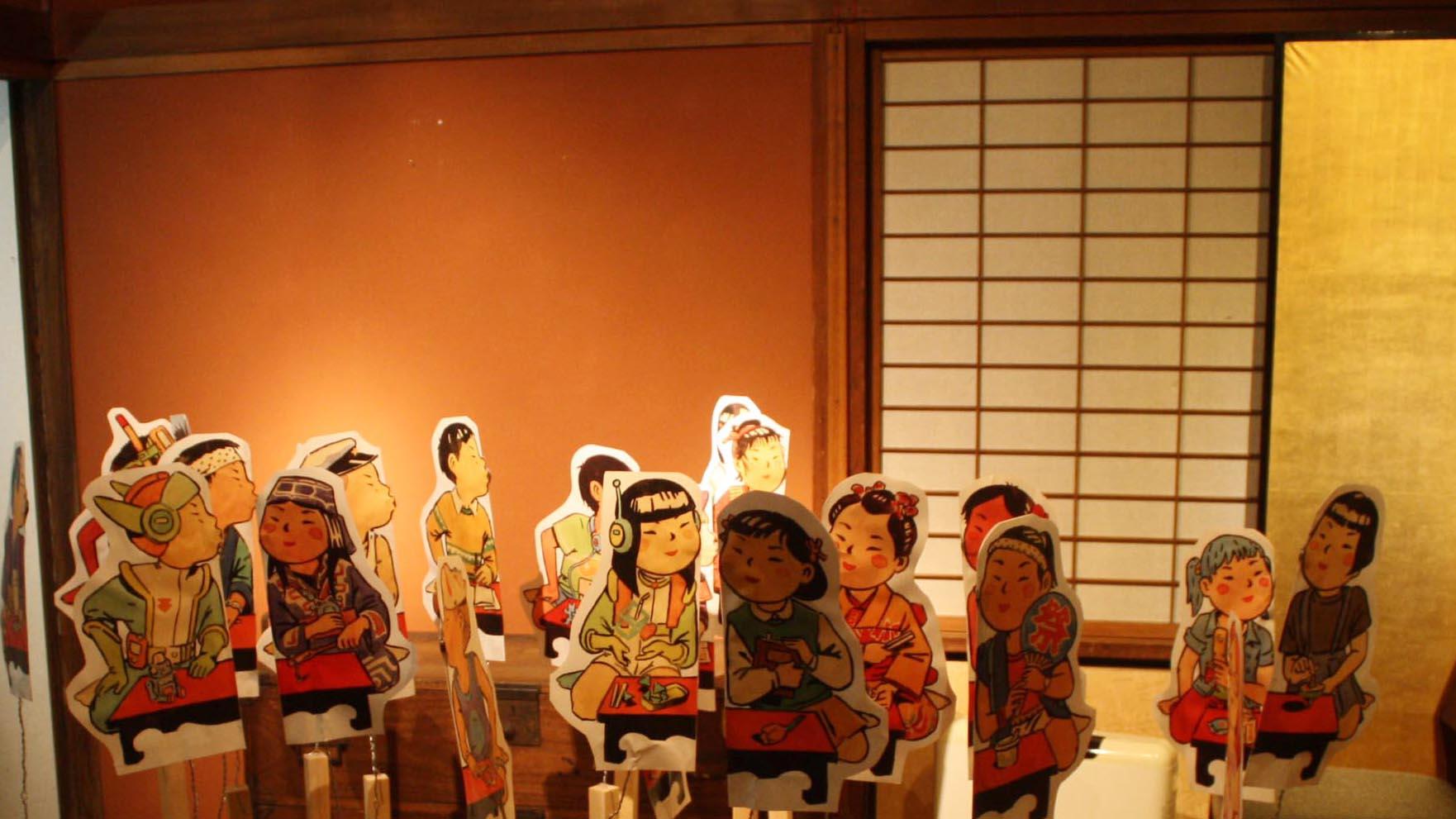 『春山登山2014展』が始まり、日本海タワーでチーム蔵織も参加しています。_d0178448_16370457.jpg