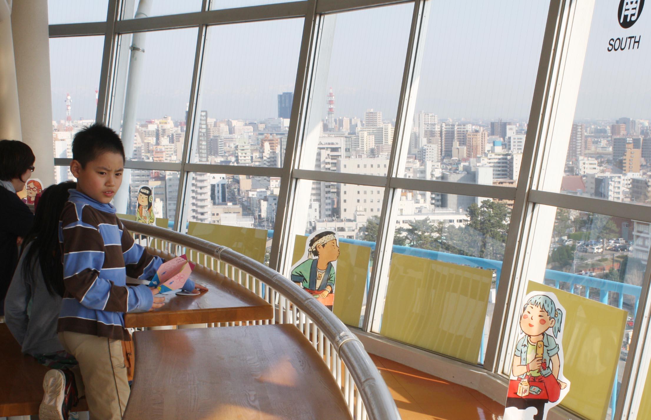 『春山登山2014展』が始まり、日本海タワーでチーム蔵織も参加しています。_d0178448_16372779.jpg