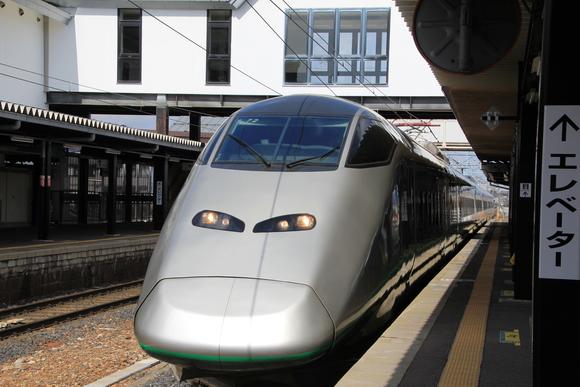 山形新幹線 郡山駅まで_d0202264_65295.jpg