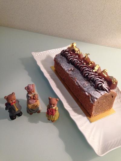 "Leçon de Mars 2014 \""Cake Marronnier\""_c0138180_17402052.jpg"