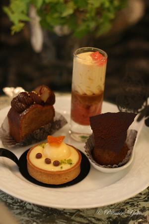 "Leçon de Mars 2014 \""Cake Marronnier\""_c0138180_1821793.jpg"