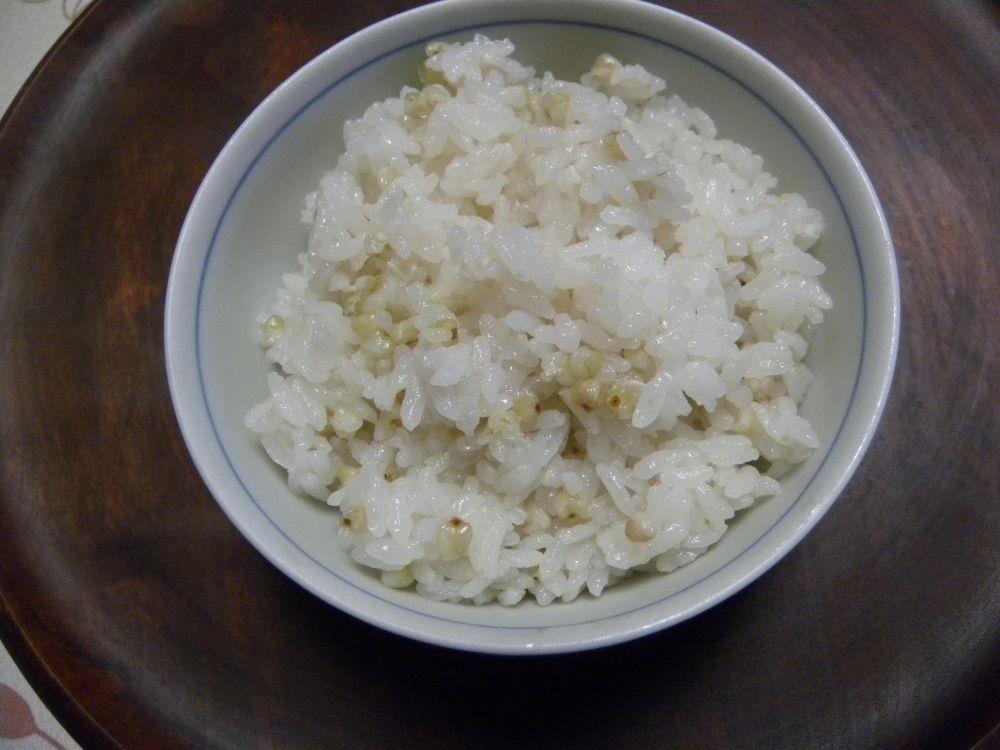 「蕎麦のむきみ」ご飯の作り方_b0329588_12500662.jpg