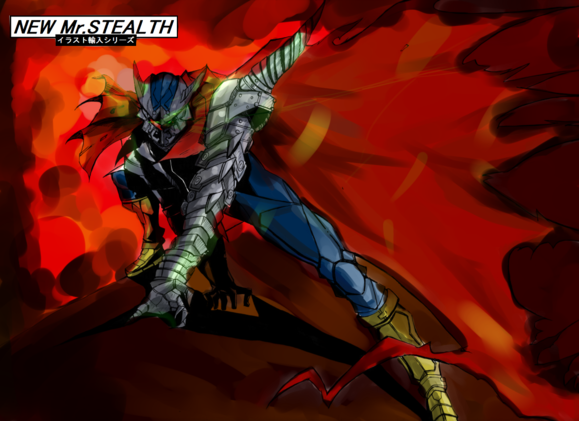 NEW Mr.STEALTH イラストギャラリー_f0205396_143788.png