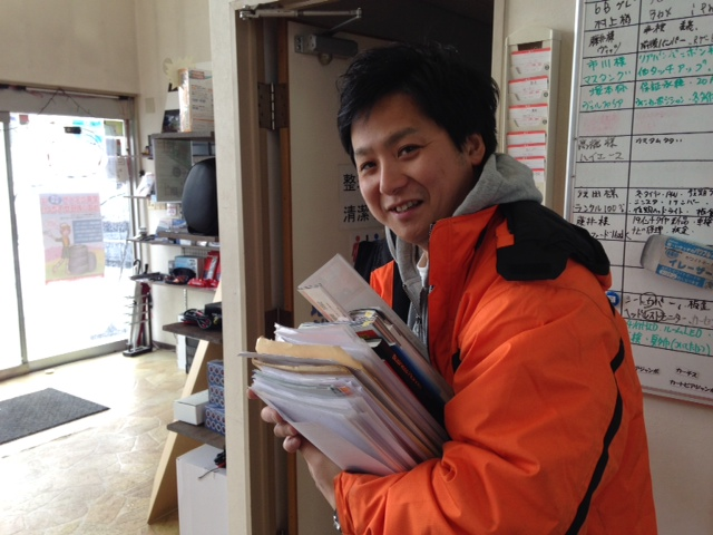 新店舗OPEN♪♪4月5日山本が送ります♪TOMMYの1日 ランクル ハマー アルファード_b0127002_19575238.jpg