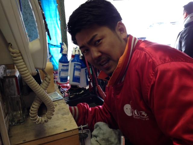 新店舗OPEN♪♪4月5日山本が送ります♪TOMMYの1日 ランクル ハマー アルファード_b0127002_2032585.jpg