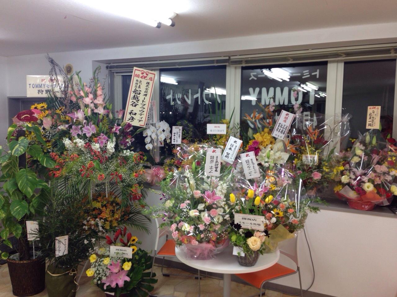 新店舗OPEN♪♪4月5日山本が送ります♪TOMMYの1日 ランクル ハマー アルファード_b0127002_20361363.jpg
